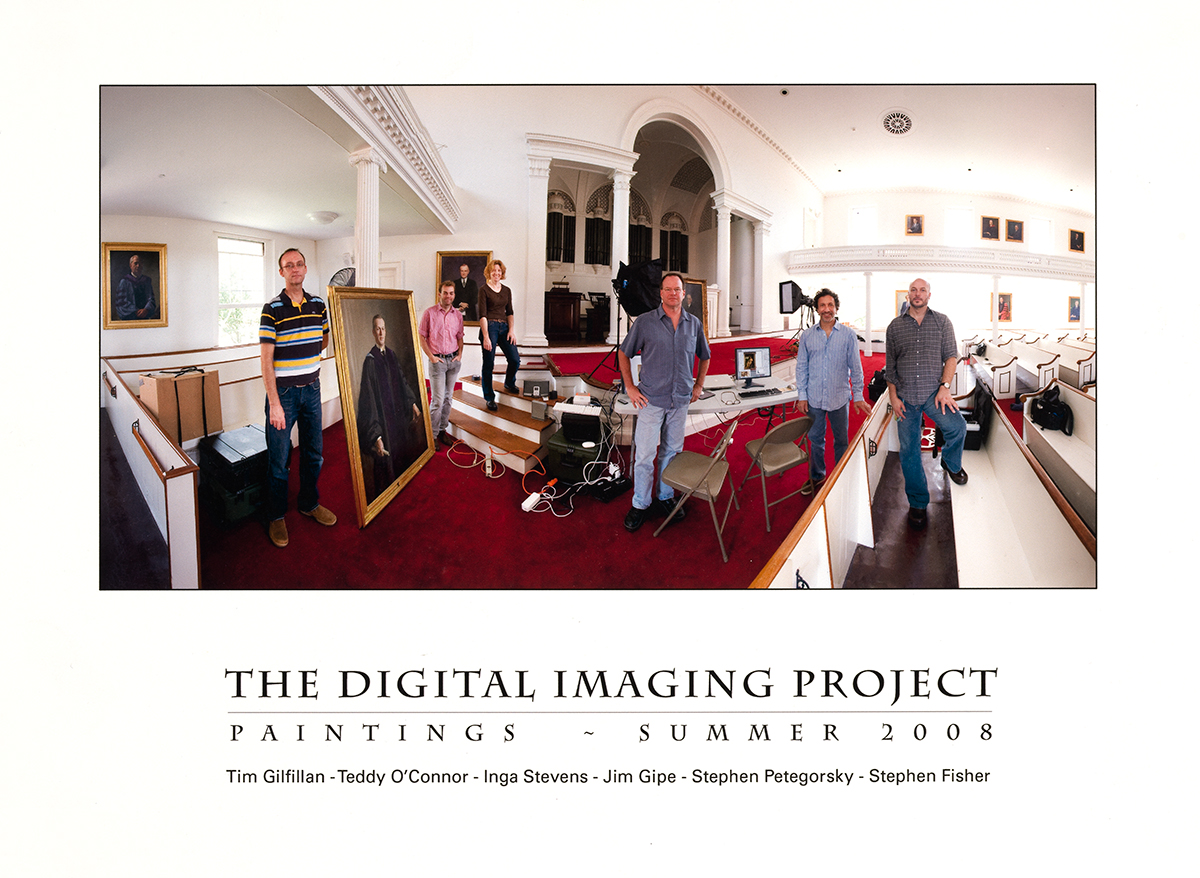 Digital Imaging Project At Mead Art Museum – Amherst College